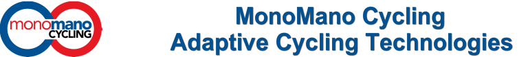 MonoMano Cycling - Adaptive Cycling Solutions
